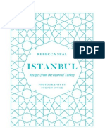 Istanbul Recipes From the Heart of Turkey