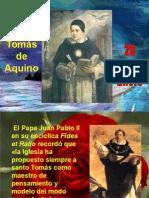 Santo Tomás de Aquino.ppt
