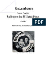 Sailing on the SS Serpa Pinto