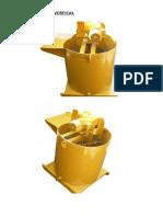 Misturador Vertical