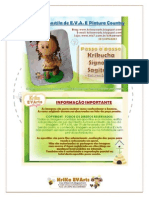 Passo a Passo PDF Krikucha Signo Sagitário