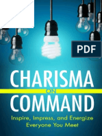 Charisma on Command_ Inspire, Impress, And - Mr. Charlie Houpert