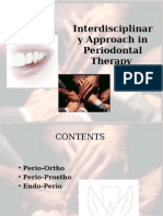 Interdisciplinary Approach in Periodontal Therapy (2)