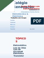 Eletrônica e Eletrotécnica