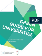 IARU Green Guide for Universities 2014