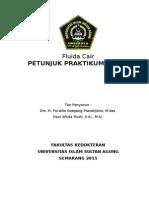 Petunjuk Praktikum Fisika Fluida
