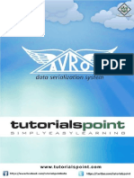 Avro Tutorial