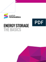 Energy Storage - The Basics - Scottish Renewables