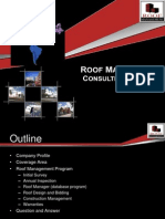 Roof Management Presentation