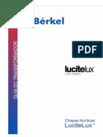 Manual Transformador LuciteLux