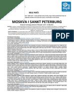 Moskva i Sankt Peterburg 25.05 i 15.06.2015. Big Blue