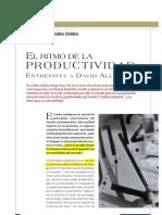 David Allen - Organízate Con Eficacia - Entrevista
