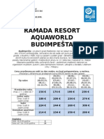 Ramada Resort Aquaworld 2015. Big Blue