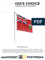 Mainstreet Ontario September B