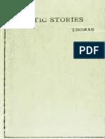 Celtic Stories - Edward Thomas 1918