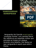 vanguardaseuropeias