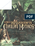 The Art of H. P. Lovecraft's Cthulhu Mythos