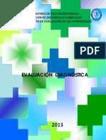 Evaluación Diagnóstica 2013