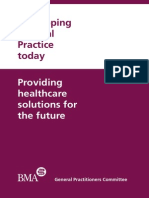 BMA Developing General Practice Report v2