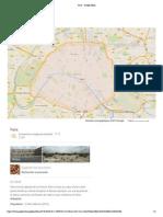 Paris - GoogleMaps