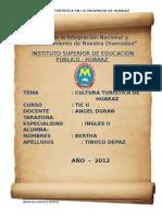 Cultura de Huaraz