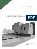 Arts Center Analise