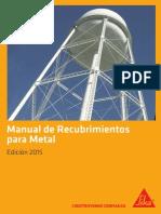 Manual Recubrimientos 2015