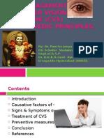 Computer vision syndrome vs Ayurveda