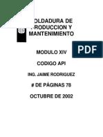 API 1104 Curso Español