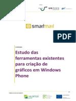 Estudo das ferramentas existentes para criação de gráficos em Windows Phone