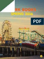 Quirk Books Spring 2016 Catalog