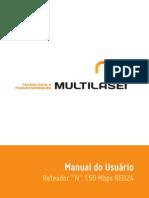 Manual Multilaser