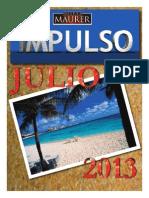 Revista Impulso - Instituto Maurer, 2013 07
