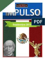 Revista Impulso - Instituto Maurer, 2013 09