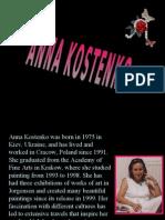 Anna Kostenko Was Born in 1975 In