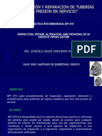 API 570 Diapositivas