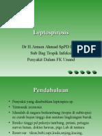 Leptospirosis Dr.armen