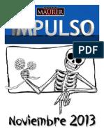 Revista Impulso - Instituto Maurer, 2013 11