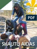 Skautų aidas - pavasaris 2010