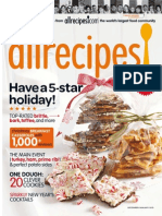 Allrecipes - January 2015 USA