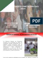 Gg Programas Sociales