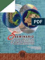 129-2014!11!04-5 Seminario Hispanomexicano Publicación
