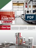 Lazzati Linea Floor-Type
