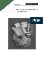 La Obra Literaria y Su Desarrollo Historica