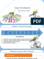 05 Project Evaluation