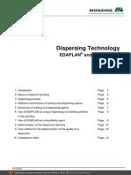 Li Edaplan Metolat Dispersing Technology