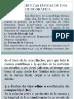 Caracteristicas Físicas de La Cuenca2