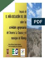 Presentación ENOS Villavieja
