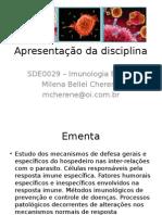 aula 1 - apresentação da disciplina