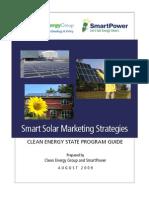 CEG Solar Marketing Report 2009